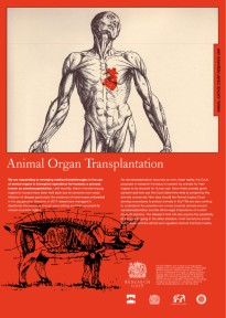 Jack Tan - AJC poster - Animal Organ Transplantation